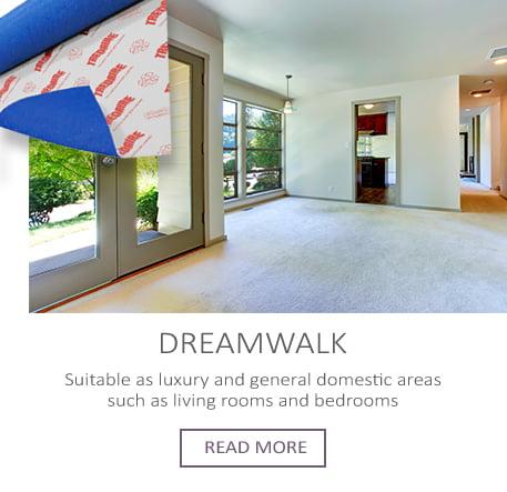 Tredaire Dreamwalk Underlay 11mm