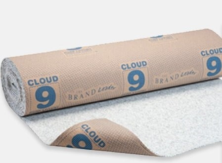 Cloud 9 Cirrus Underlay for stairs