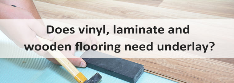 What Is The Best Underlay For Laminate Flooring Or Engineered Wood