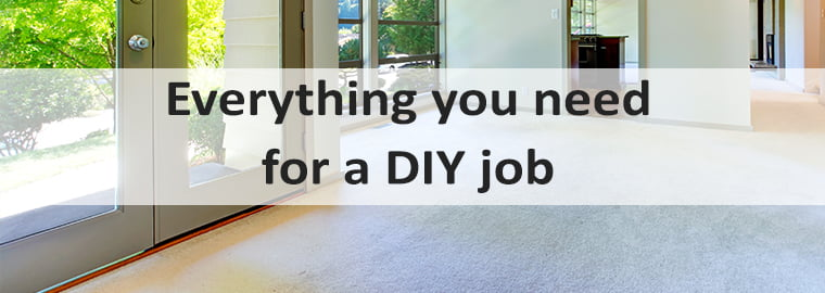 How to Fit Carpet & Underlay