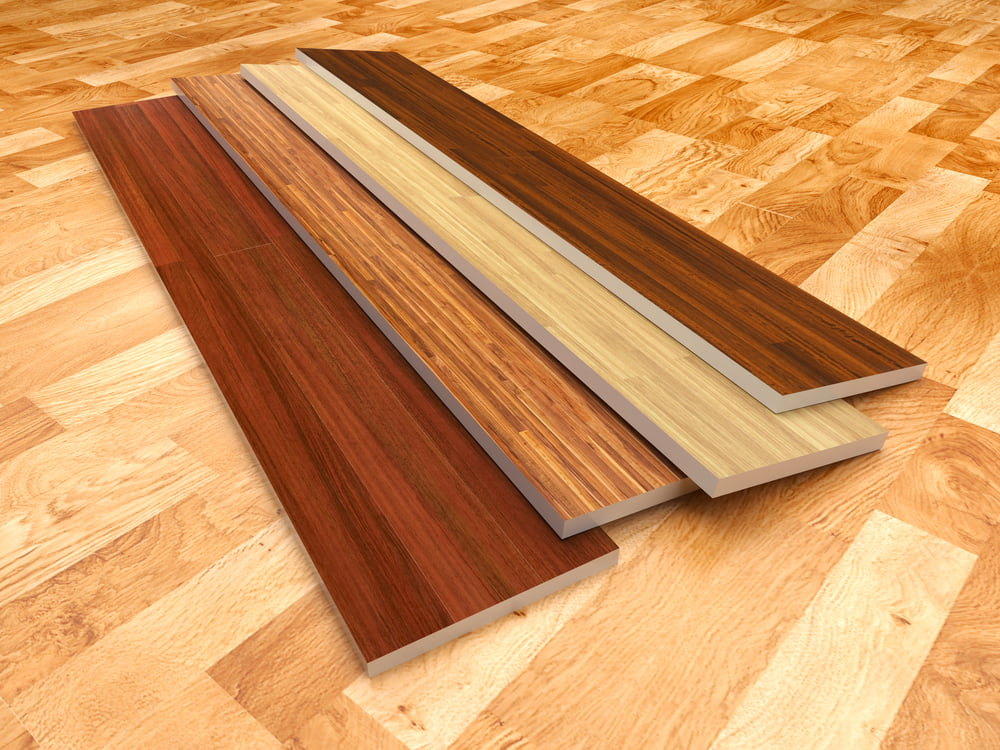 How to choose laminate flooring colour