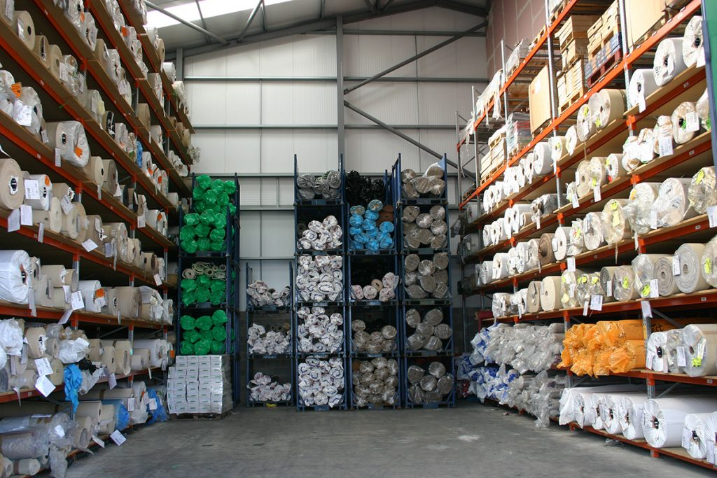 Underlay Warehouse