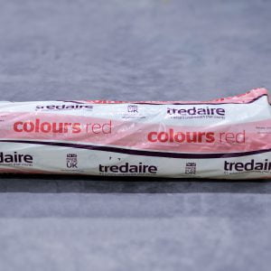 Tredaire Colours Red 11.4mm Carpet Underlay