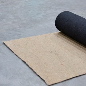 Super SRF 11mm Carpet Underlay