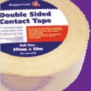 Double Sided Tape 50mm x 50m Long