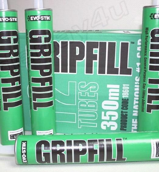 Gripfill for Carpet