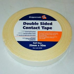 Double Sided Tape 25mm x 50m Long