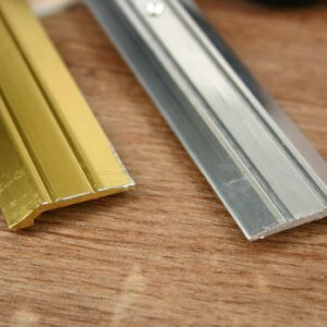0.9m Long Lino Edge Cover Plate