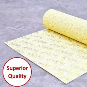 Carpenter Perfect Living 10mm Carpet Underlay