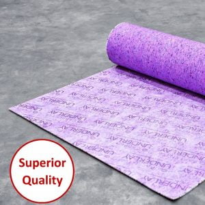 Carpenter Perfect Living 9mm Carpet Underlay