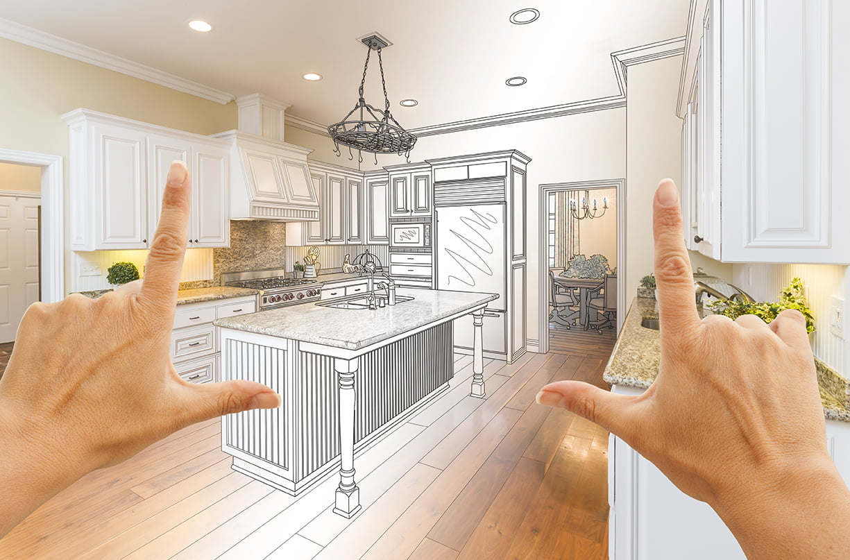 Large Renovations Add value to your home