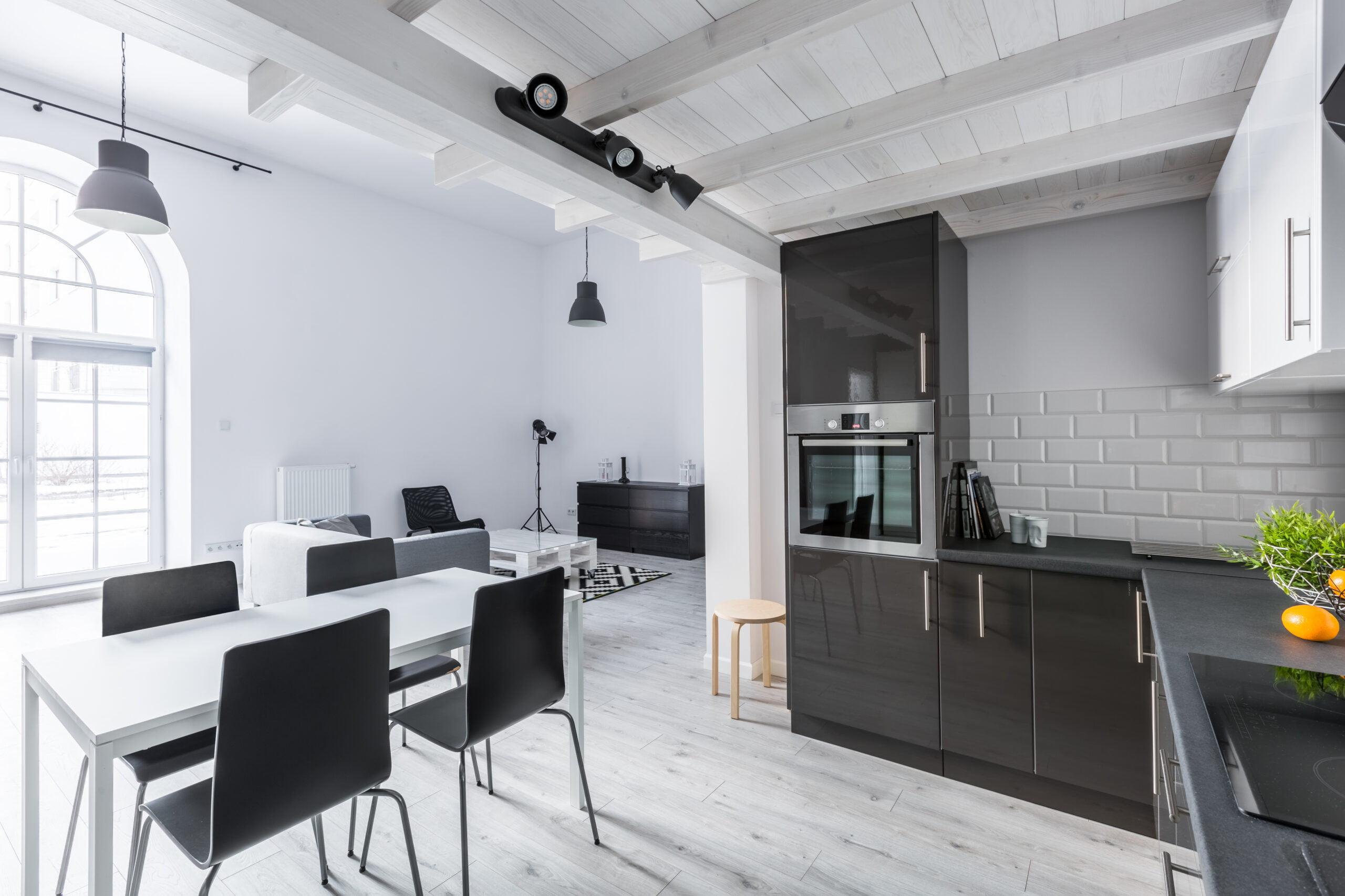 Open Plan Living Apartment