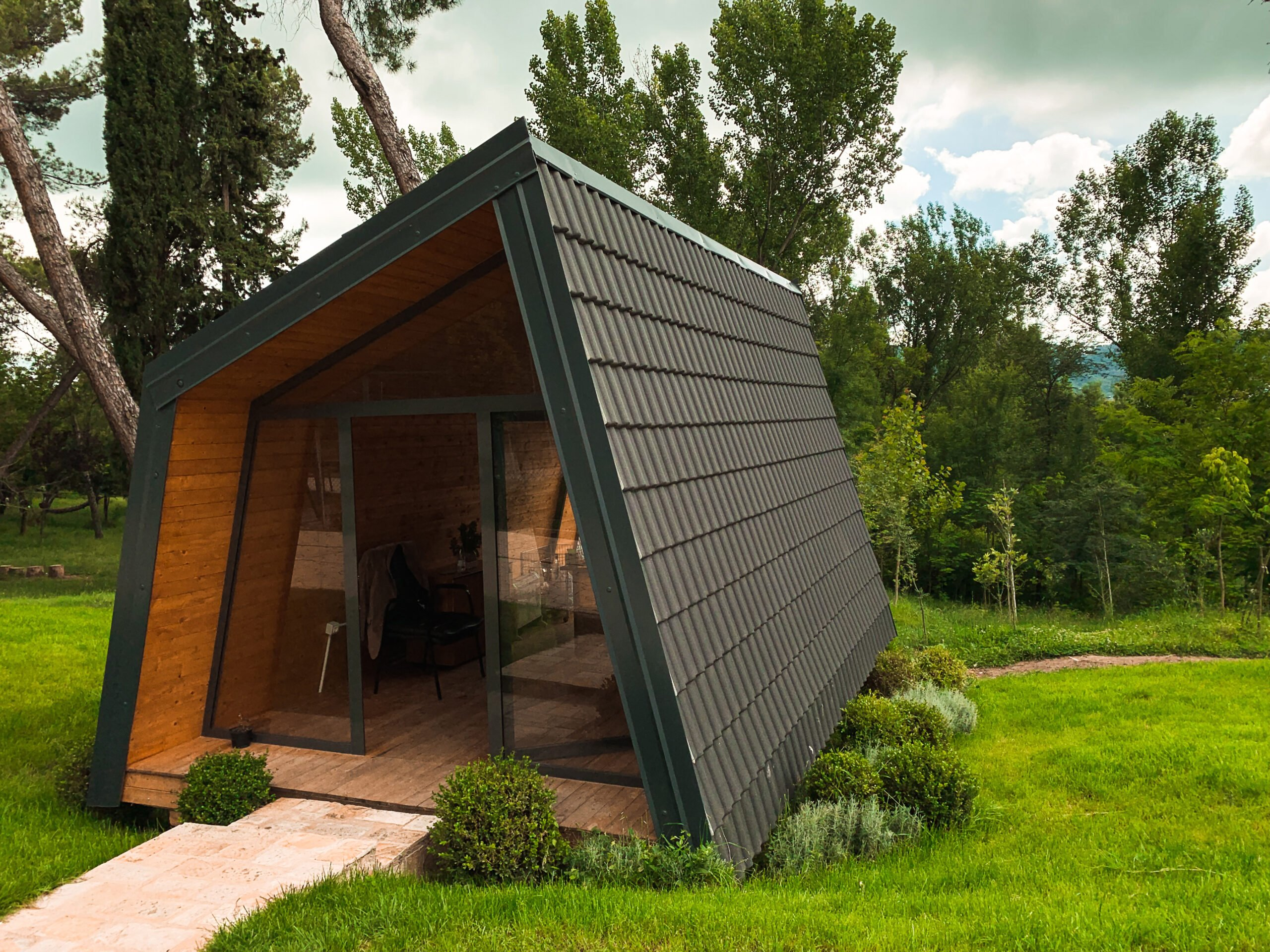 Office Pods for Outdoor Working